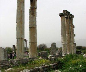Aphrodisias Tapınağı 11