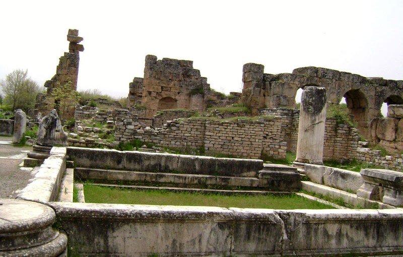 Banyolar ve Hadrian