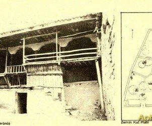 Kazı Nedeniyle Boşaltılan Geyre Köyü ve Kamulaştırılan Köy Evleri 1