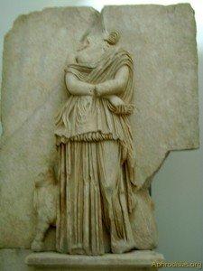 Sebasteion Kabartmaları 155
