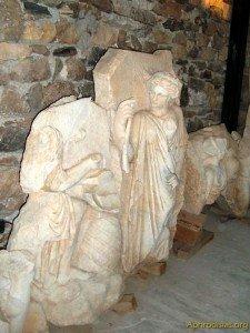 Sebasteion Kabartmaları 123