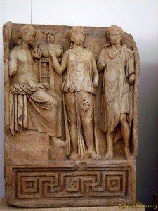 Sebasteion Kabartmaları 129